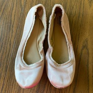Mossimo pink size 7 ballet flats